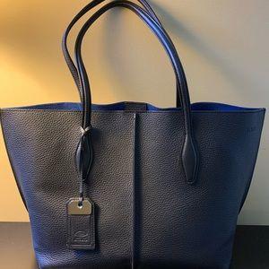 Tods Joy Tote Bag Black / Authentic